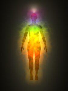 Energetische Balance Störungen auflösen
